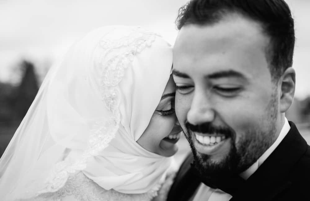 Hochzeitsfotograf muslimische Hochzeit