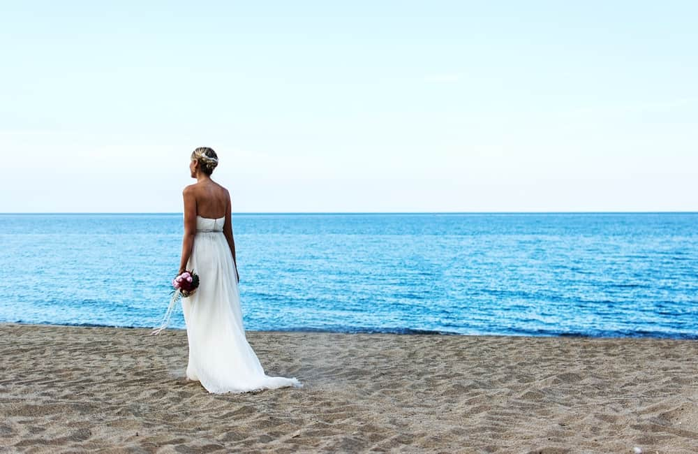 destination wedding photographer beach