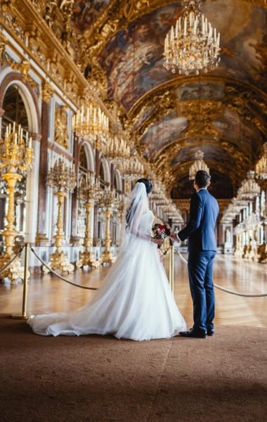 Premium Hochzeitsfotograf Schloss